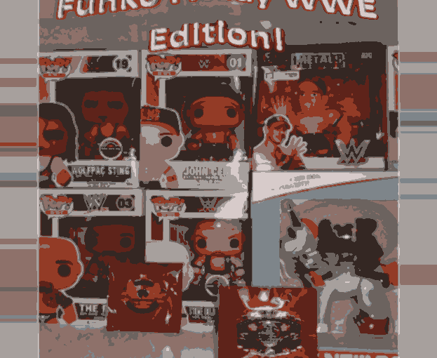 Funko Friday: Royal Rumble Edition!