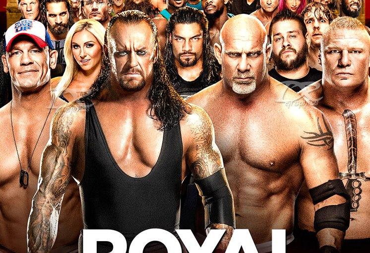 WWE Royal Rumble Thoughts!