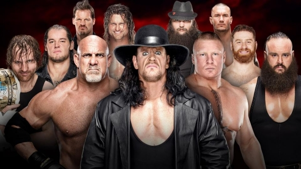 2017 Royal Rumble Results &Recap!