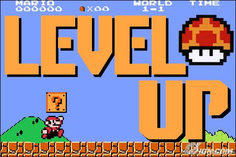 Leveling Up!