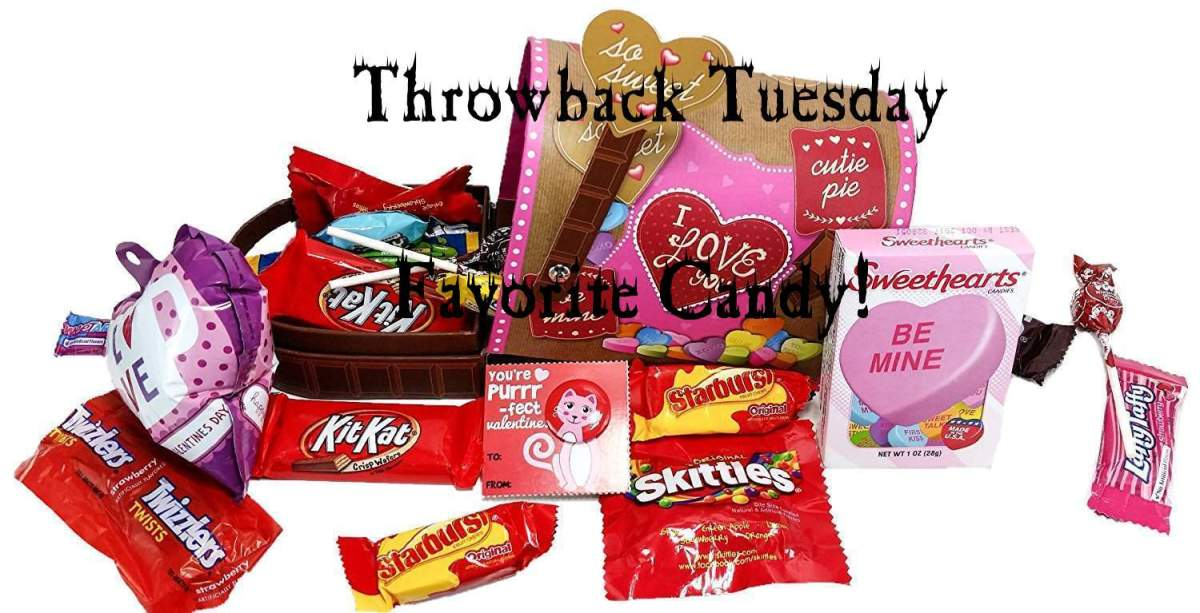 Throwback Tuesday! Favorite Candy!