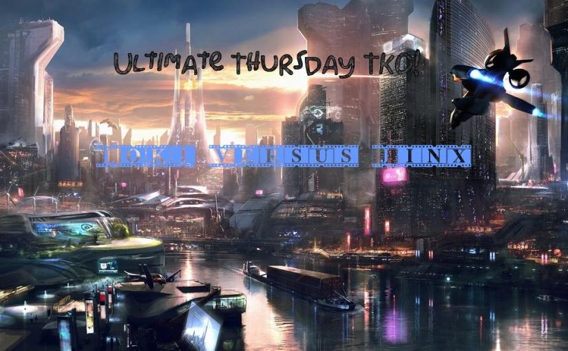 Ultimate Thursday TKO: CrazyCarry