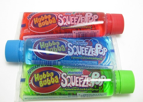 squeeze-pop