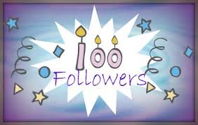 100 Followers Thank You!
