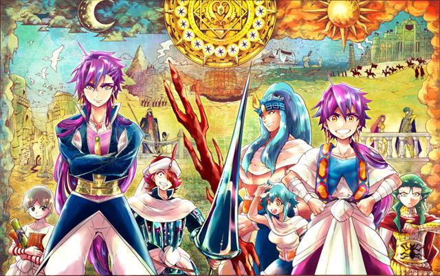 Adventure_of_Sinbad_manga