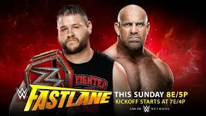 WWE Fastlane Preview andPredictions!