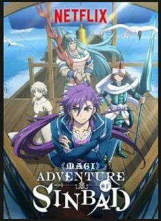 Netflix Series of the Week: Magi, Adventures ofSinbad!