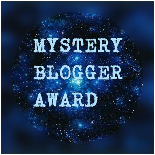 Mystery Blogger Award!