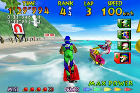 wave race