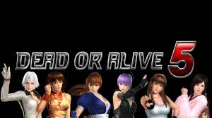 Throwback Tuesday: Dead or Alive 5!