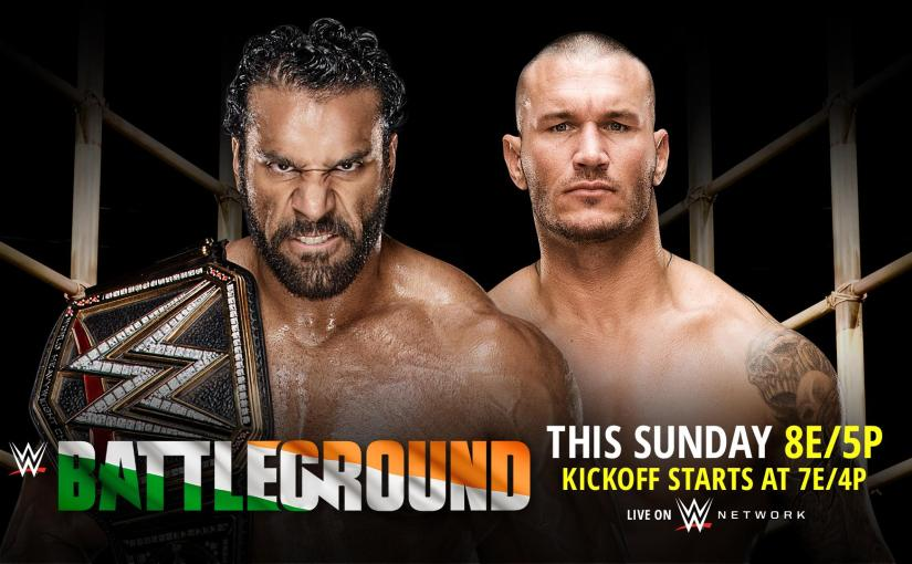 WWE Battlegrounds Preview & Predictions