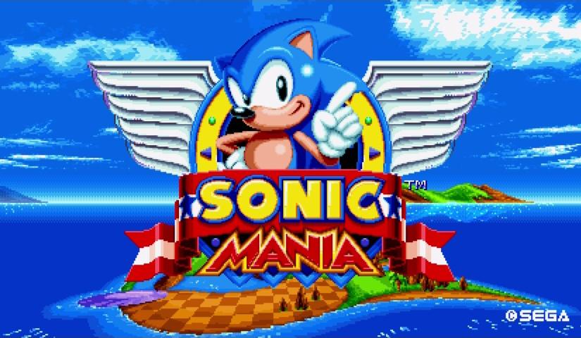 Sonic Mania VideoGame