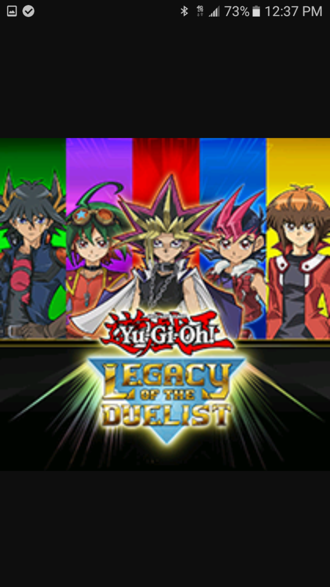 Story Deck vs User Deck; Yugioh Legacy of the Duelist!