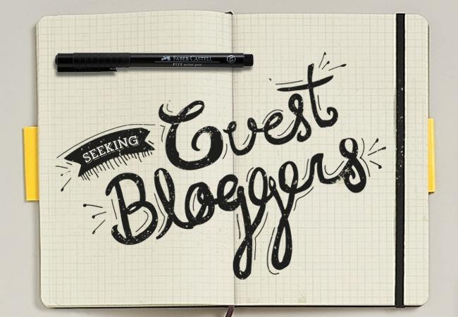 Guest Blog Challenge!