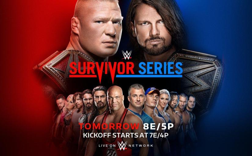 WWE Survivor SeriesRecap!