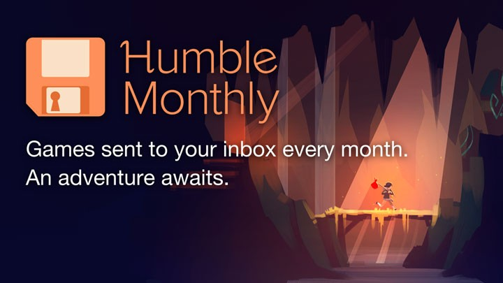 November Humble Monthly Bundle… Unboxing?!