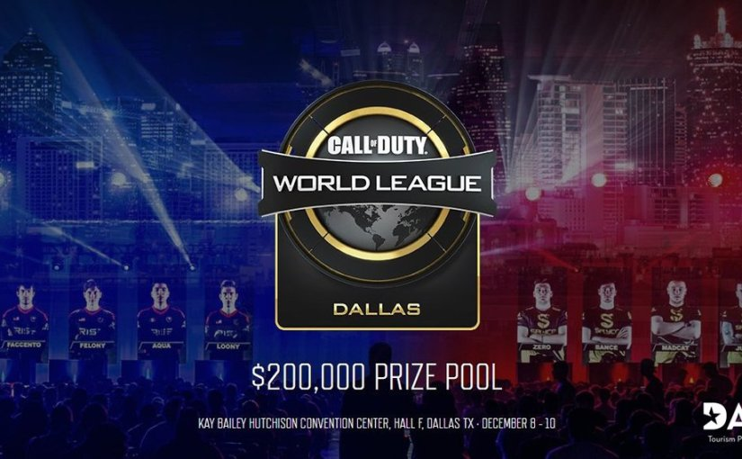 CWL Dallas Results!