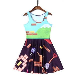 gamer dress