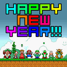 gaming new year