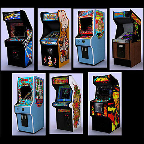 Luna's Rankings: Favorite Arcade Games!