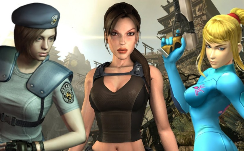 Women's History Month: Video Game Females at theForefront!