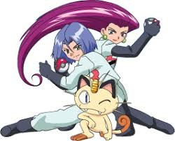 Memoirs Of A Villain: Team Rocket!