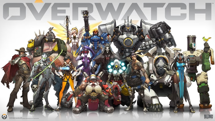 Luna's Rankings: Favorite Overwatch Characters!