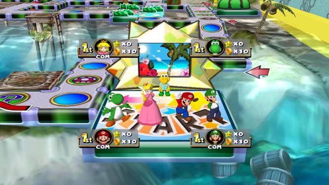 Mario_Party_4_Koopa's_Seaside_Soiree_Character_Taunts