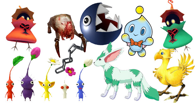 Video Game Challenge: Day 8 – Video GamePets!