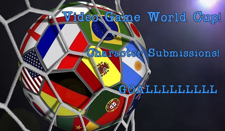 Video Game World CupSubmission!