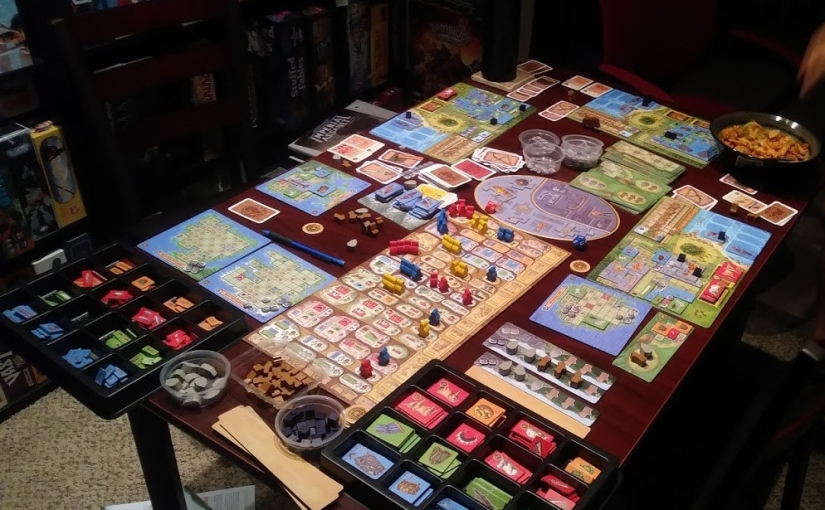 Charming & Open: Board Games!